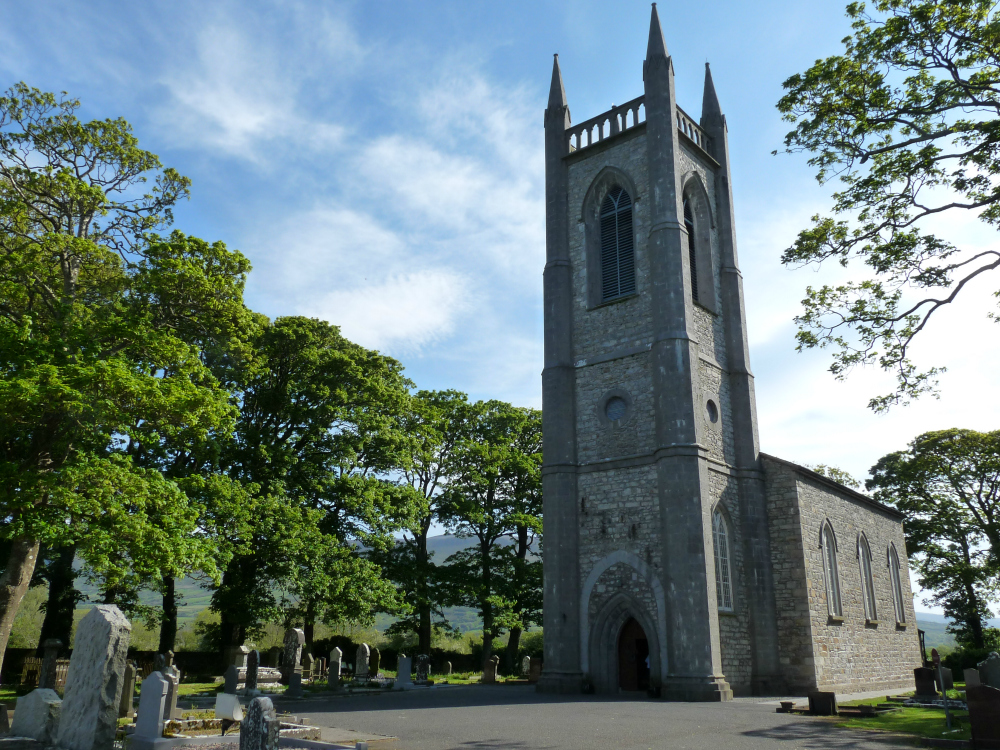 drumcliffe church 1