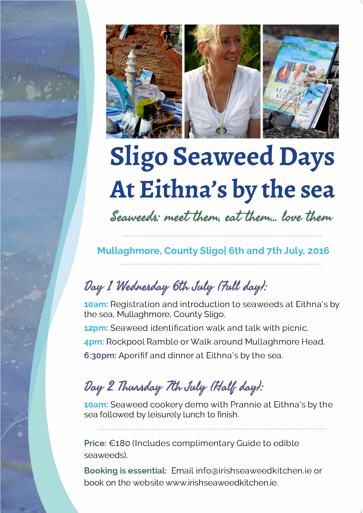 sligo seaweed days